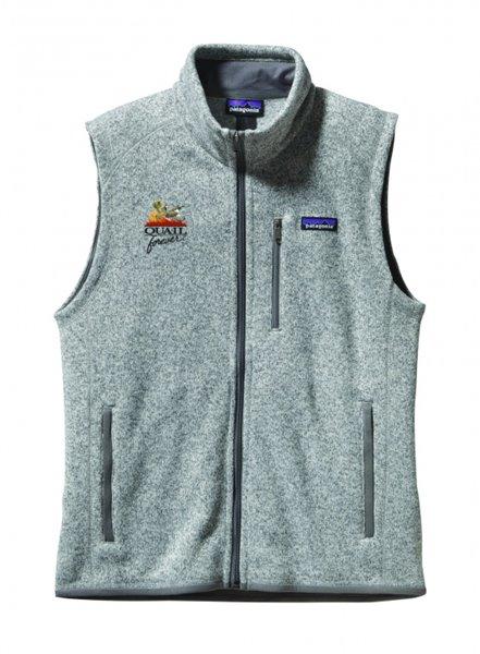 QF Patagonia M Better Sweater Vest - Stonewash