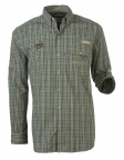 QF Columbia Sharptail Shirt - Green