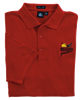 QF Dunbrooke Omni Polo - Red