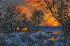 End of Day,Beginnig of Winter-Earles